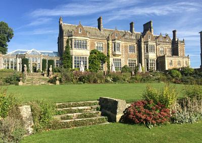 Wiston House Garden Tour, Sparkling Wine Tasting & Canapes