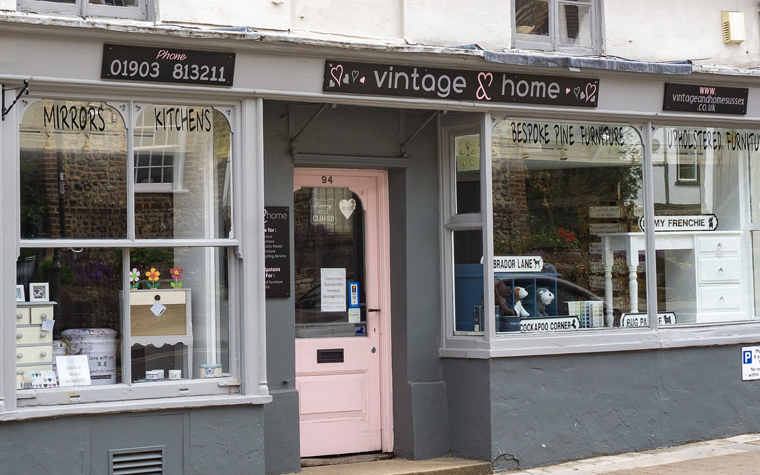 Vintage & Home