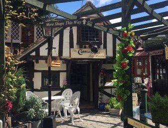 Cobblestone Tea House, Steyning