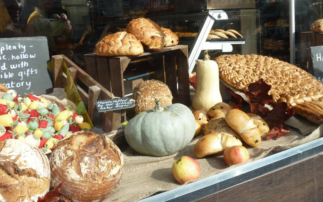 Shop Window Competition, High Street, Steyning