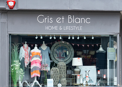 Gris & Blanc