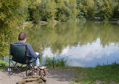 Alderwood Ponds Course Fishery