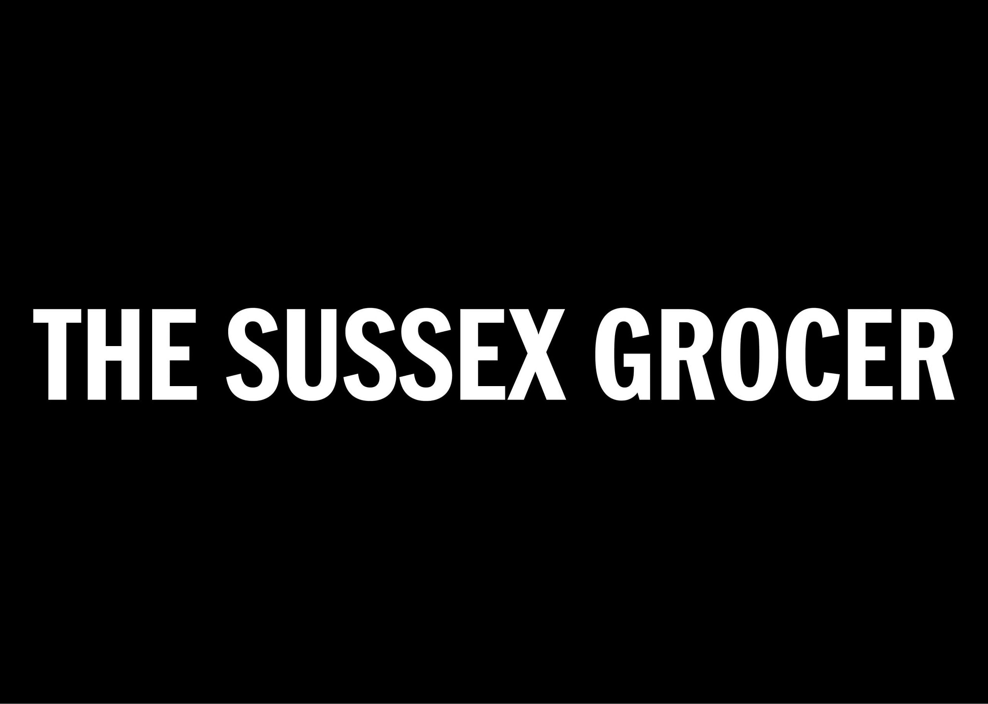 The Sussex Grocer logo