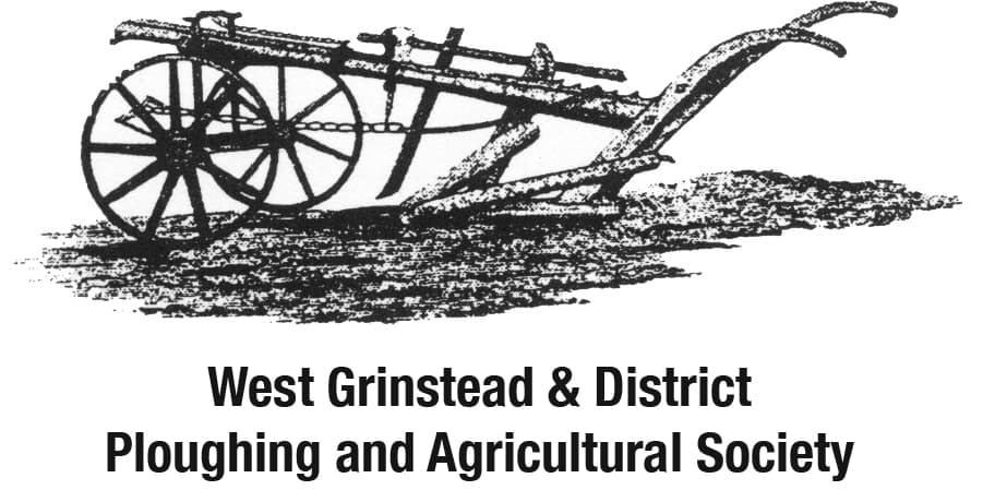 West Grinstead & district ploughing & agricultural society logo